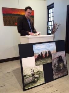Robbin Art Gallery Reading