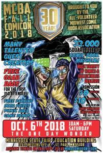 Fall ComicCon 2018