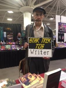 Star Trek Writer